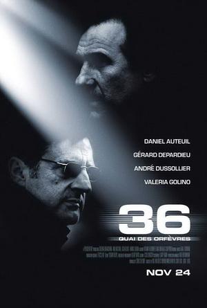 Xem Phim Department 36-Đường số 36