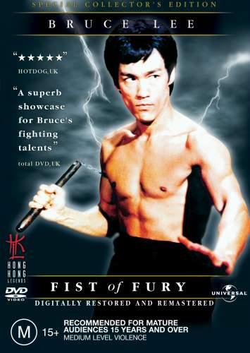 Phim Fist of Fury - Tinh võ môn