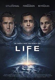 Xem Phim Life (2017) - Mầm Sống Hiểm Họa