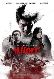 Phim Headshot (2016) - Xuyên Não