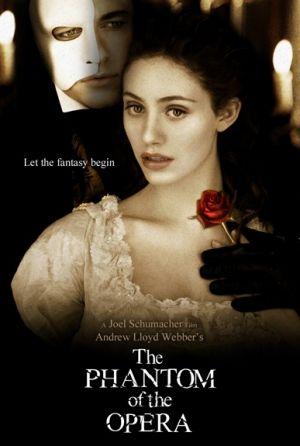 Phim The Phantom of the Opera - Bóng Ma Trong Nhà Hát