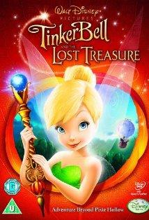Phim Tinker Bell and the Lost Treasure - Nàng Tiên Bướm và Kho Báu Thần