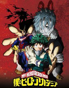 Phim My Hero Academia Season 2 - Học Viện Anh Hùng Của Tôi 2