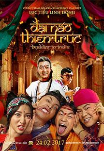 Phim Buddies in India - Đại Náo Thiên Trúc