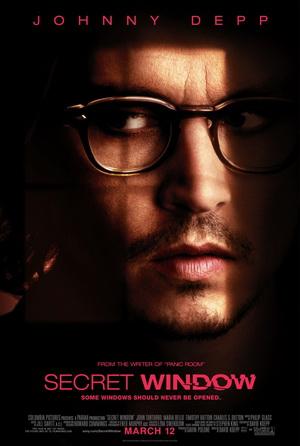 Phim Secret Window - Cửa Sổ Bí Mật
