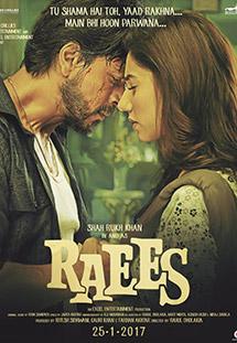 Phim Raees - Người Hùng Xứ Raees