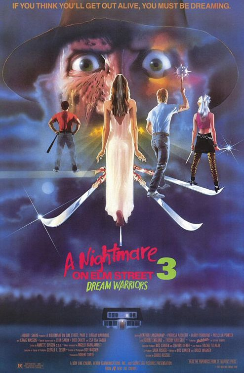 Phim A Nightmare on Elm Street 3: Dream Warriors - Ác Mộng Phố Elm 3