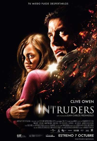Phim Intruders - Bóng Ma Tàn Ác
