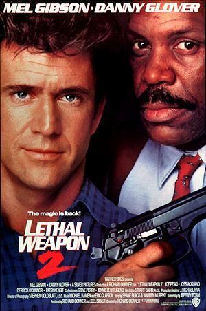 Phim Lethal Weapon 2 - Vũ Khí Chết Người 2