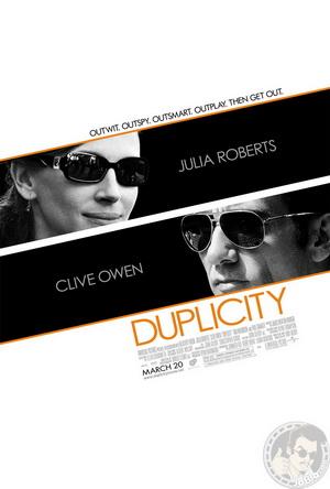 Phim Duplicity - Điệp viên 2 mặt