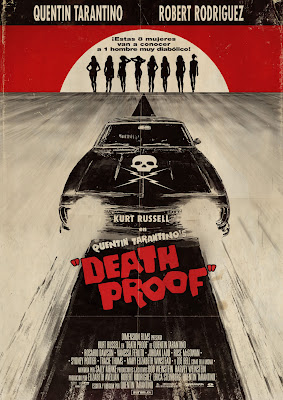 Phim Death Proof - Chiếc xe Tử thần