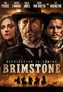 Phim Brimstone - Diêm Sinh