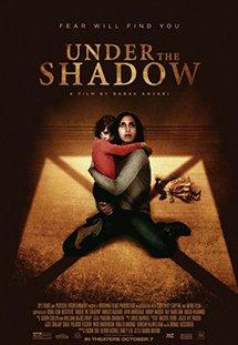 Xem Phim Under the Shadow - Bóng Ma Trong Gió