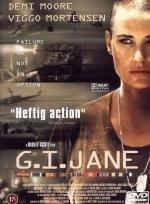 Phim G.I. Jane - Nữ Chiến Binh Quả Cảm
