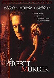 Phim A Perfect Murder - Vụ Mưu Sát Hoàn Hảo