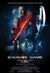 Phim Enders Game - Cuộc Đấu Của Ender