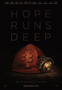 Phim The 33 - 33 Người Thợ Mỏ