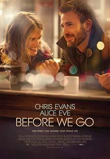Phim Before We Go - Trước Khi Ra Đi