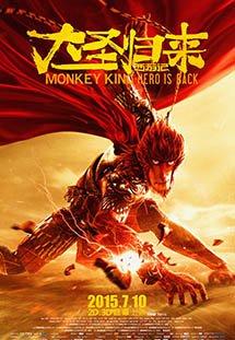 Xem Phim Monkey King: Hero is Back-Tây Du Ký: Đại Thánh Trở Về