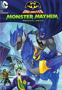 Phim Batman Unlimited: Monster Mayhem - Người Dơi: Quái Vật Đại Náo