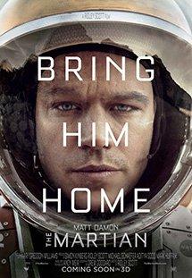 Phim The Martian-Người Về Từ Sao Hỏa