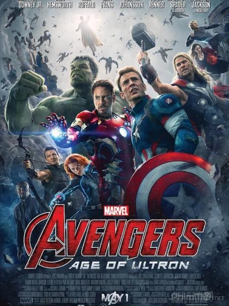 Xem Phim Avengers: Age of Ultron - BIỆT ĐỘI SIÊU ANH HÙNG 2: ĐẾ CHẾ ULTRON
