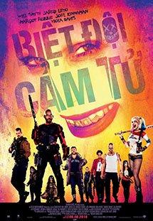Phim Suicide Squad - Biệt Đội Cảm Tử