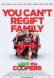 Phim Love the Coopers - Love the Coopers