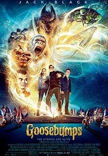 Phim Goosebumps - Câu chuyện lúc nửa đêm