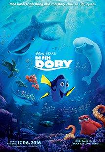 Phim Finding Dory - Truy Tìm Dory