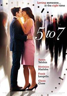 Phim 5 to 7 - Yêu Không Khoảng Cách