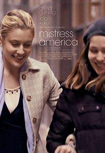 Phim Mistress America - Phụ Nữ Kiểu Mỹ