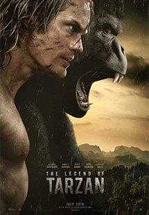 Phim The Legend Of Tarzan - Huyền Thoại Tarzan