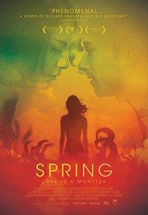 Phim Spring - Tình Yêu Quái Dị