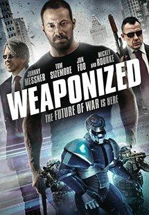 Phim WEAPONIZED - SWAP-Vũ Khí Tối Mật