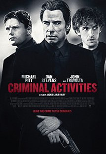 Xem Phim CRIMINAL ACTIVITIES - Phi Vụ Mafia