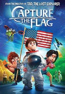 Phim CAPTURE THE FLAG - Đoạt Cờ