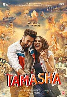 Phim TAMASHA - Chuyện Tình Của Tamasha