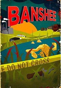 Phim BANSHEE SEASON 4 - Thị Trấn Banshee 4
