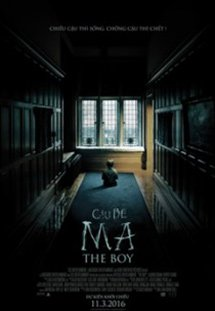 Phim THE BOY - Cậu Bé Ma