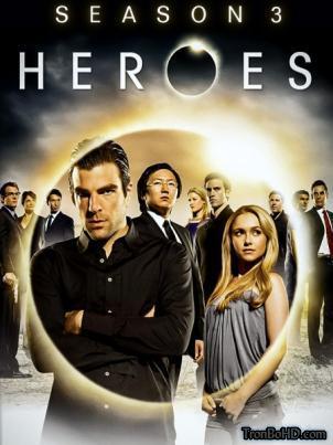 Phim Heroes - Season 3 - Giải Cứu Thế Giới 3