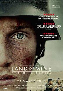 Xem Phim LAND OF MINE - Vùng Đất Tử Thần