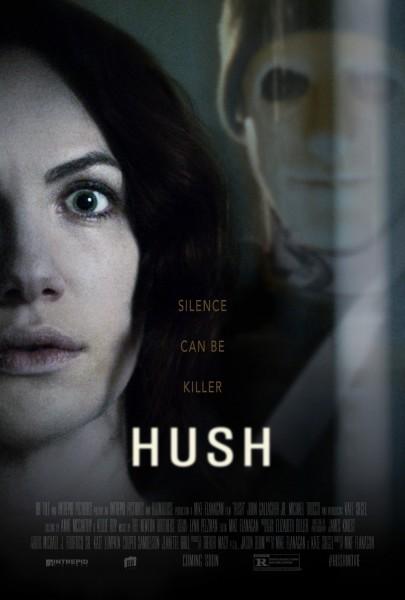 Phim HUSH - Sự Yên Lặng Chết Người