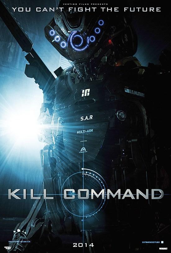 Phim KILL COMMAND - Cổ Máy Sát Nhân