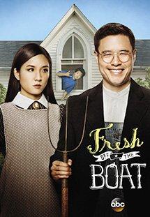 Xem Phim Fresh Off The Boat-Dân Nhập Cư