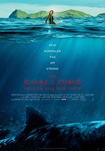Xem Phim The Shallows - Vùng Nước Tử Thần