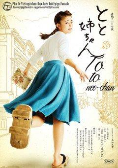 Phim Toto Nee-Chan - Chị Gái Làm Bố