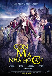 Phim The Canterville Ghost - Con Ma Nhà Họ Can
