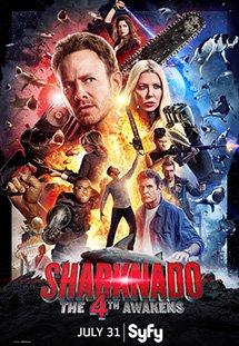 Phim Sharknado 4: The 4th Awakens - Cá Mập Cuồng Loạn 4