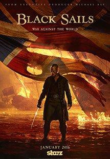 Phim Black Sails Season 3 - Cánh Buồm Đen 3